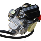150cc GY6 Carburetor Cleaning Guide
