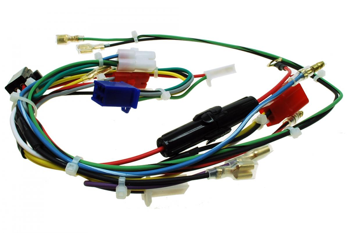 Wiring Harness Engine For Tomberlin Crossfire Golf Cart Diagram Contact Us