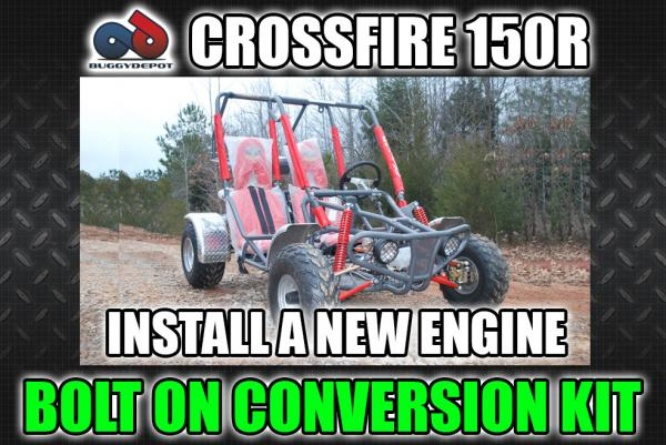 Product Image on Tomberlin Crossfire 150 Engine