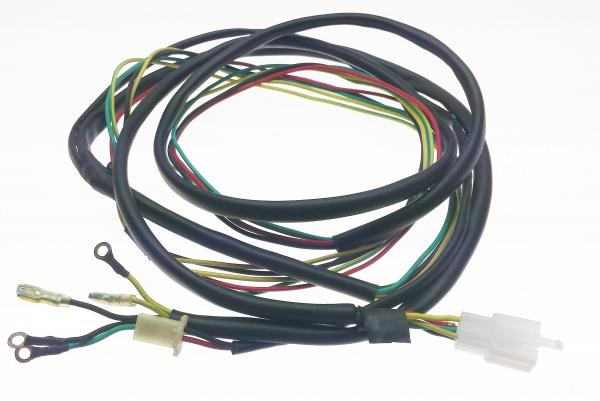 wiring harness, chassis, crossfire 150 and 150r Crossfire 150R Service Manual