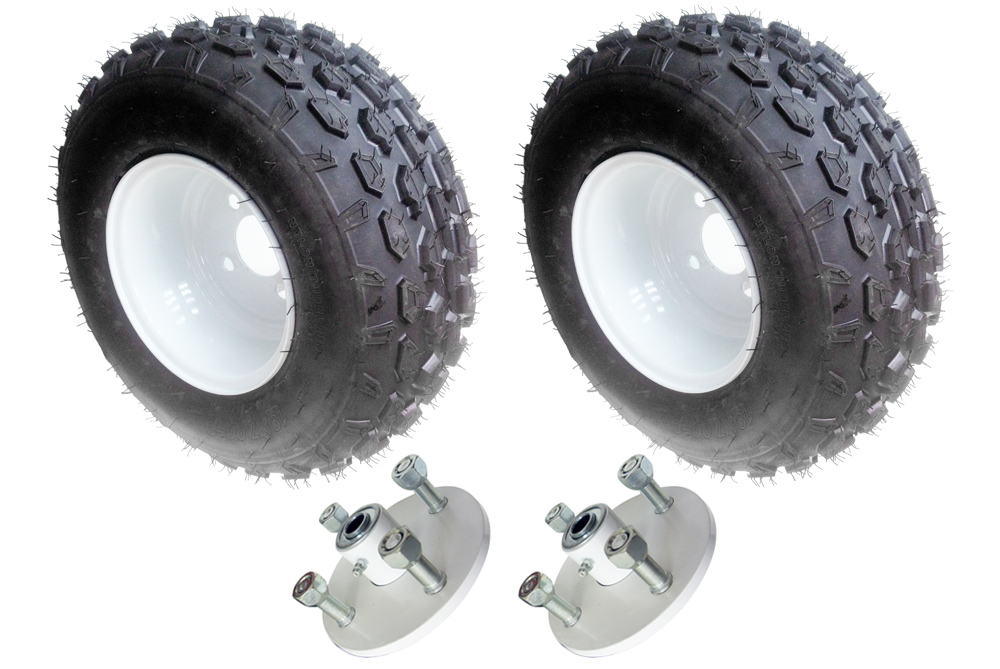 American Tire Depot >> Standard Front Tire Upgrade Kit For Yerf Dog GX150