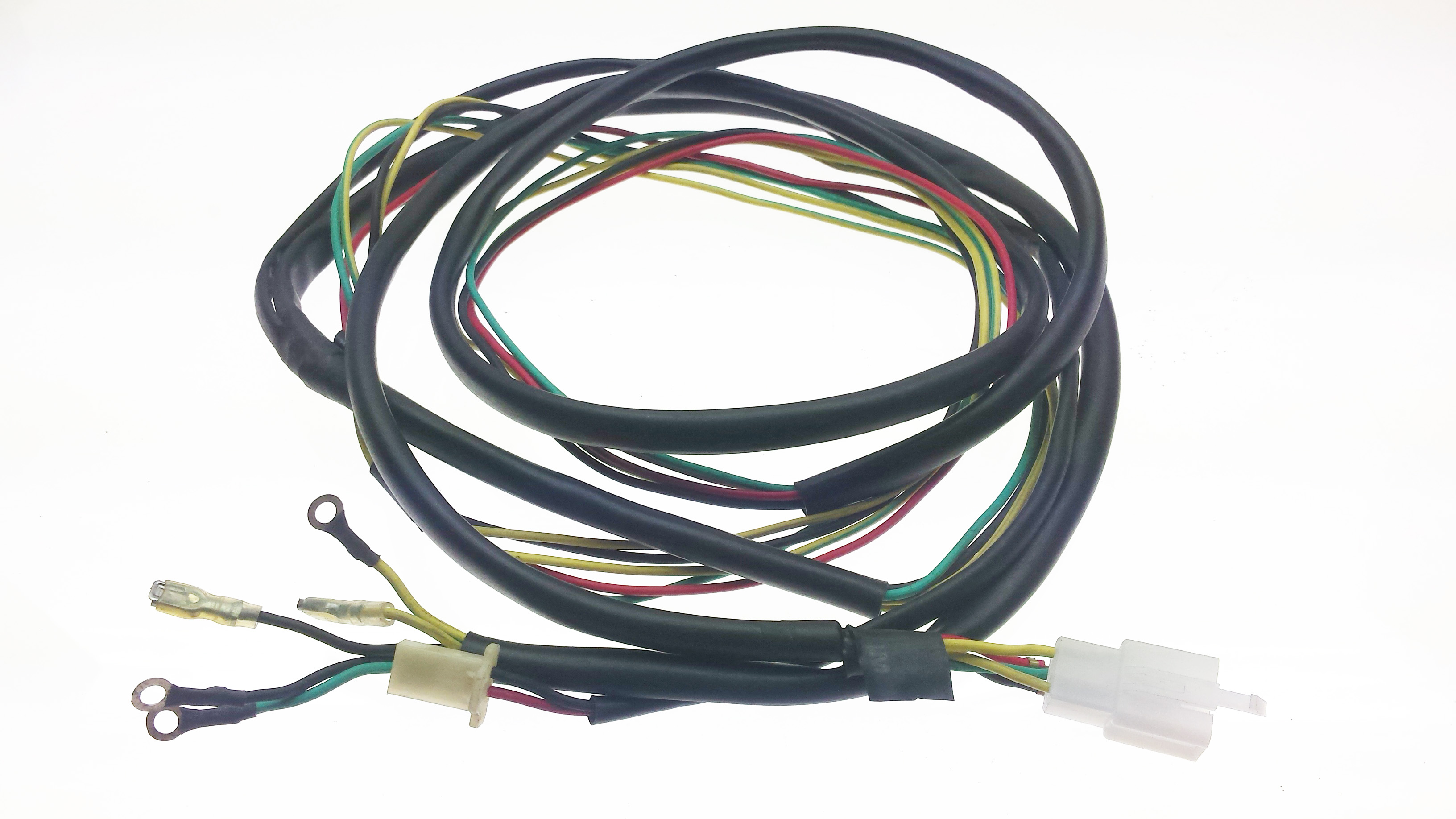 Crossfire 150 Wiring Harness - Wiring Diagram Tools on