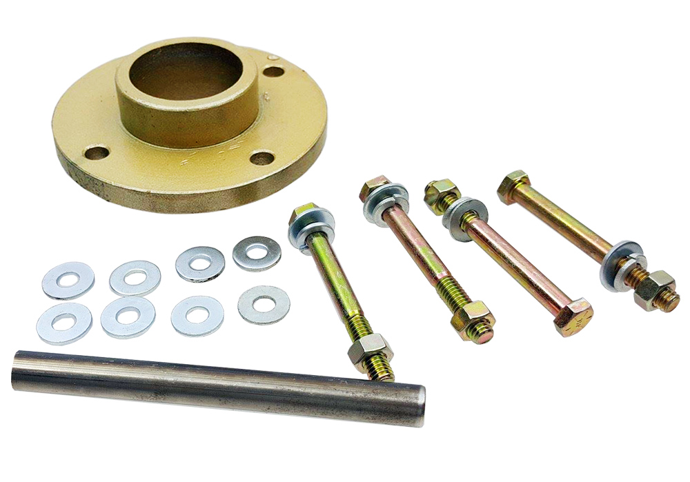 sprocket relocation kit mm bolt pattern