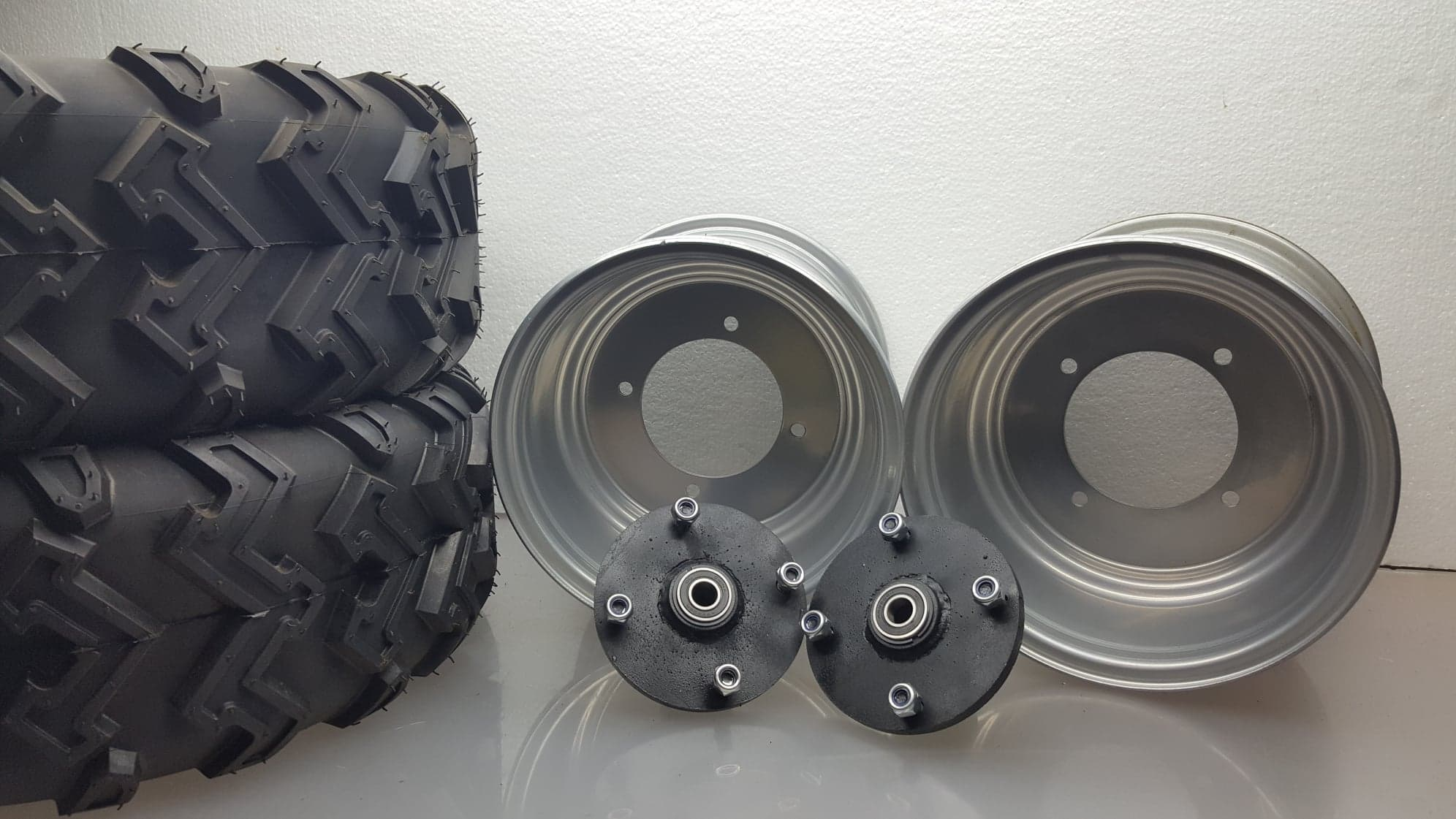 American Tire Depot >> BIG BOYS 22 Inch FRONT TIRE UPGRADE KIT FOR YERF DOG GX150