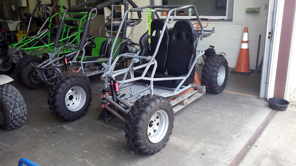 Buggy Depot | Parts and Repair Advice for GY6 Karts
