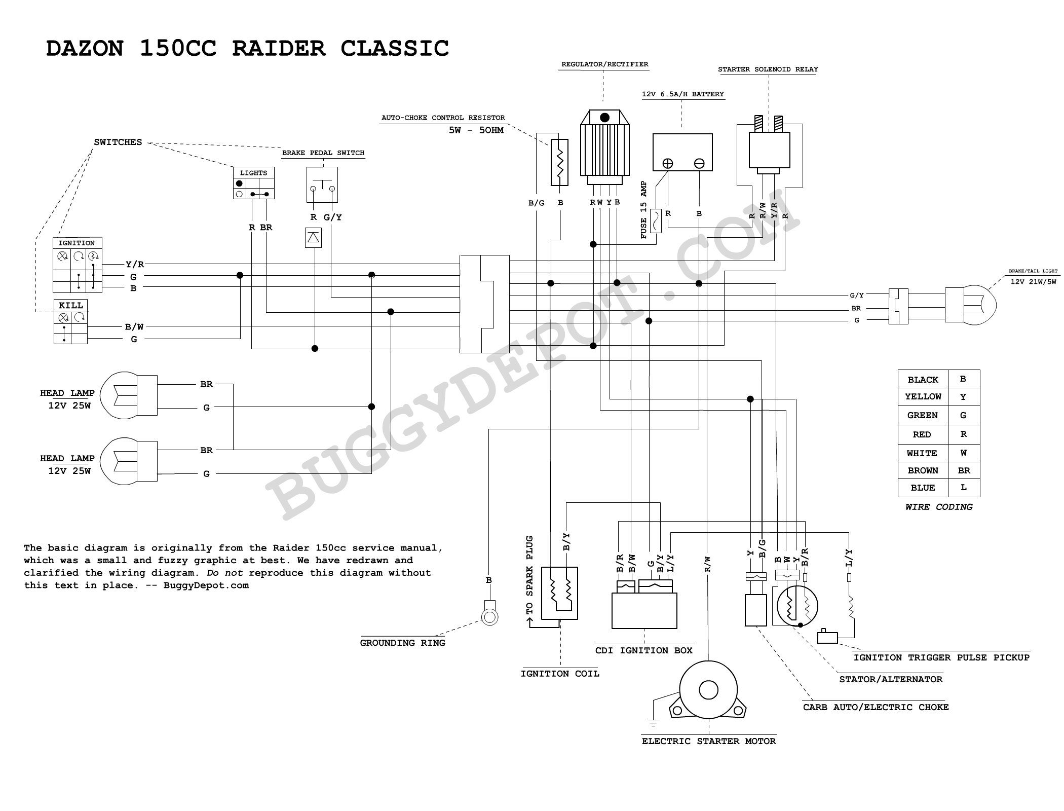 dazon wiring diagram get free image about wiring diagram