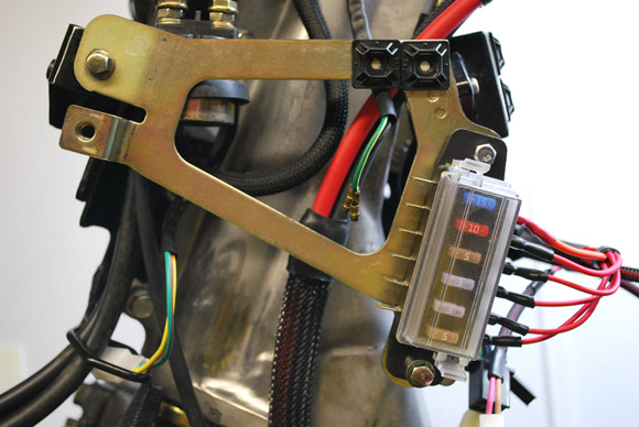 how to install the bdx honda ruckus gy6 harness