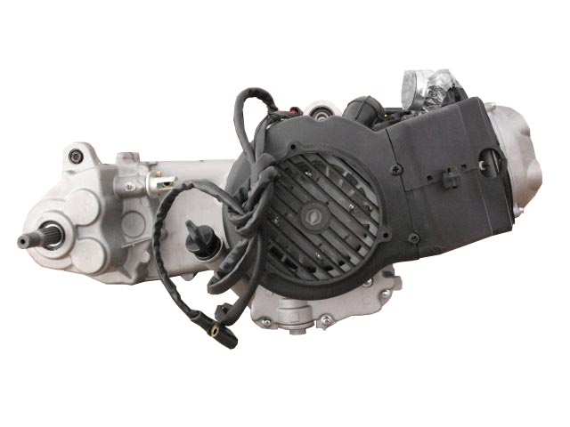 We now carry 10hp 150cc GY6 engines with INTERNAL reverse