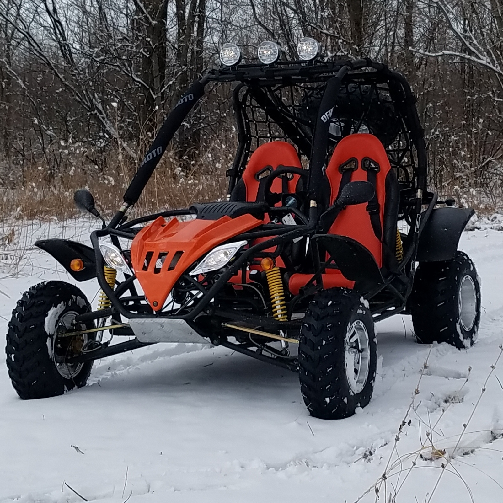 Dongfang Jaguar 200cc (newbie) - Buggy Depot | GY6 Advice Forum