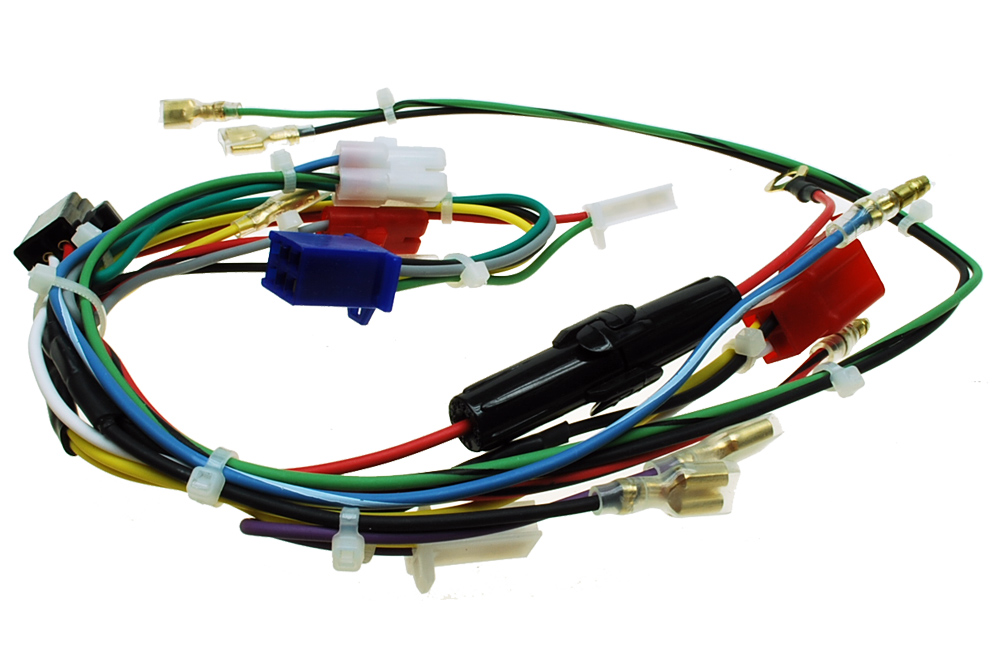 wiring harness, engine, for tomberlin crossfire > electrical parts > buggy  depot  buggy depot