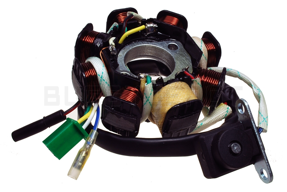 gy6 150cc ignition troubleshooting guide no spark buggy depot rh buggydepot com GY6 Cdi Wiring Diagram AC gy6 6 pole stator wiring diagram