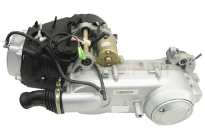 The popular GY6 150cc engine