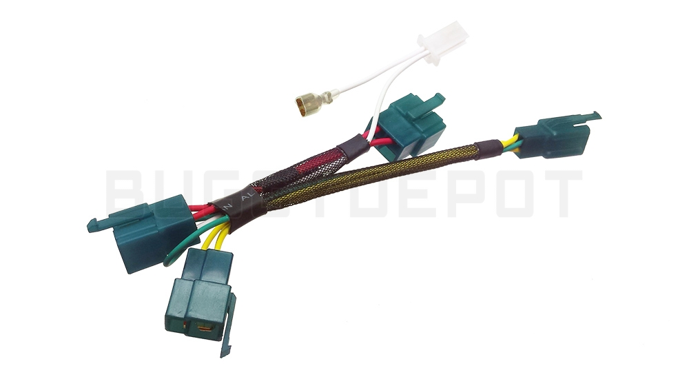 gy6 8 pole stator wiring diagram gy6 image wiring bdx 11 pole stator plug n play adapter installation buggy depot on gy6 8 pole stator