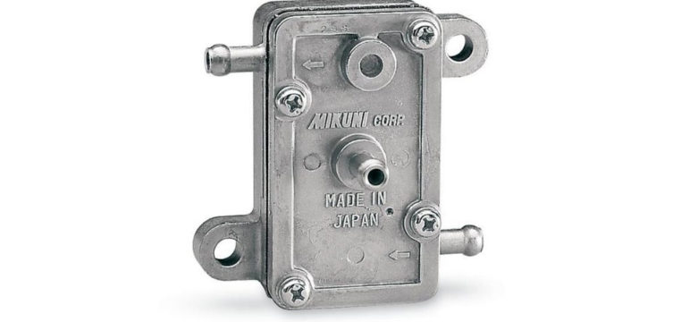 Product Image X on Gy6 150cc Engine Fuel Pump
