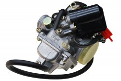 Carburetors, Fueling, and Air Filters