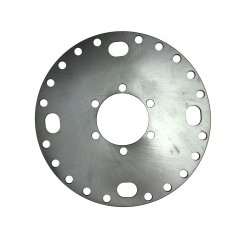 Front Brake Rotor Disc, 160mm, 6 Bolt