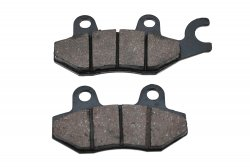 Brake Pads, Rear (Trapezoidal)
