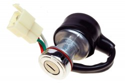 Ignition Key Switch, 3-wire [B]