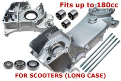 Pre-machined Big Bore Case Kit for 60mm to 63mm (Long case)